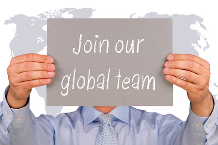 our team: Join our global team