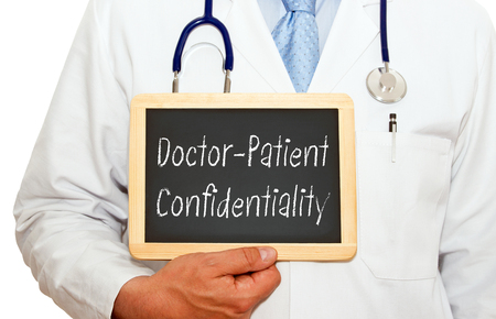 confidentiality: Doctor Patient Confidentiality