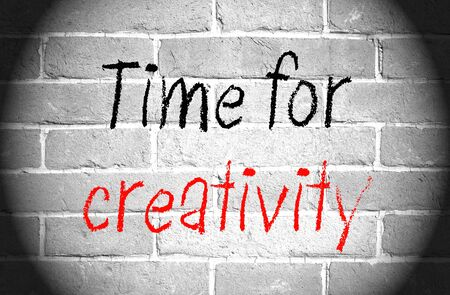 creativity: Time for Creativity