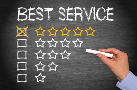 Best Service - 5 Stars