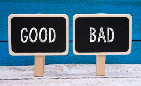 good: Good and Bad