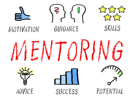 Mentoring - Business Concept Stock fotó - 48058235