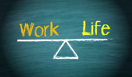 working: Work Life Balance