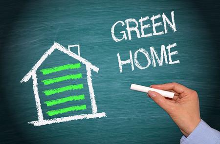 efficiency: Green Home - Excellent Energy Efficiency