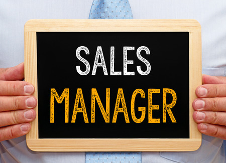 sales executive: Sales Manager