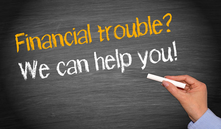 insolvency: Financial trouble - we can help you