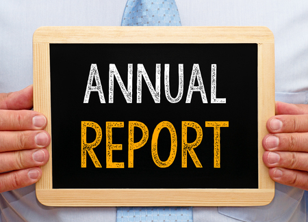 taxes budgeting: Annual Report
