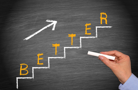 better performance: Better - Performance Concept