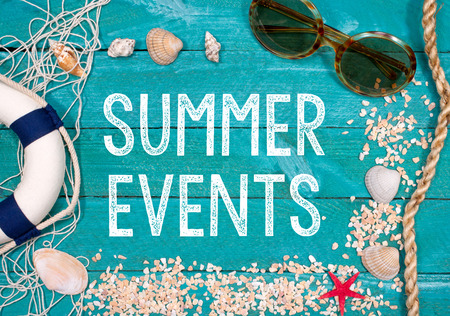 Sommer-Events Standard-Bild - 49240488
