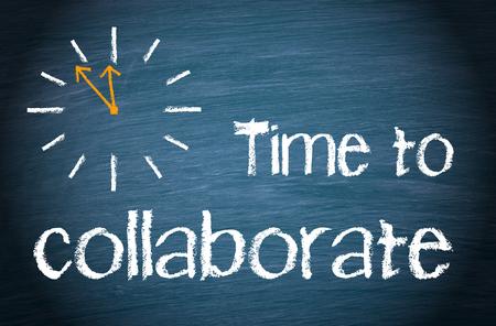 Tijd om samen te werken