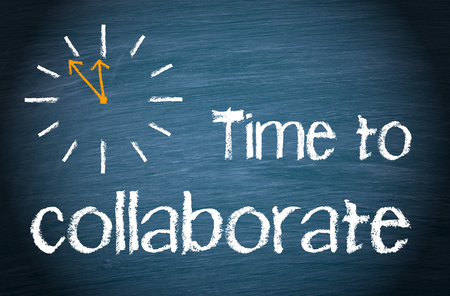 collaboration: Time to collaborate