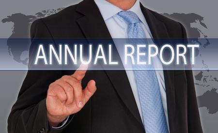 cash flow statement: Annual Report