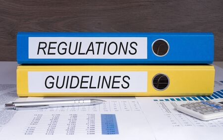 Regulations and Guidelines Imagens