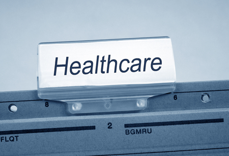 health care provider: Healthcare Folder Register Index