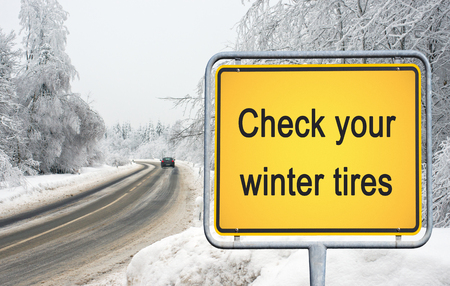 winter tires: Check your winter tires