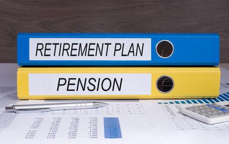 retirement: Retirement Plan and Pension