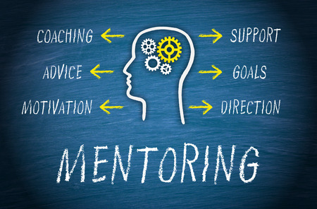 Mentoring Business Concept