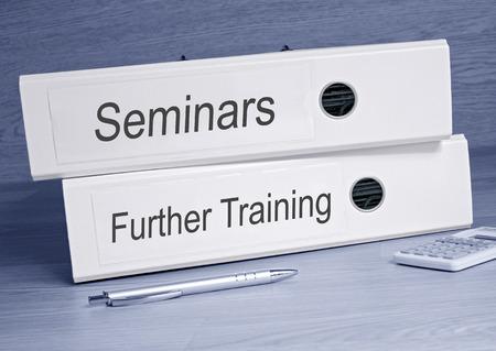 study: Seminars and Further Training Binders