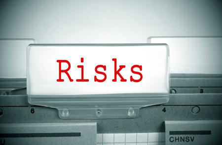 marketingplan: Risks Register Folder Index in the Office