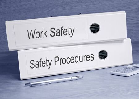 Work Safety and Safety Procedures