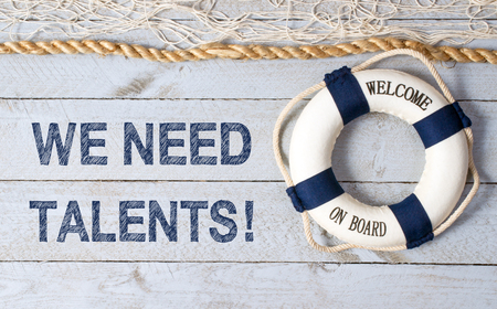 find: We need talents - welcome on board