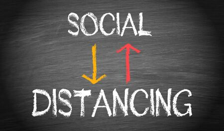 Social distancing, coronavirus disease prevention