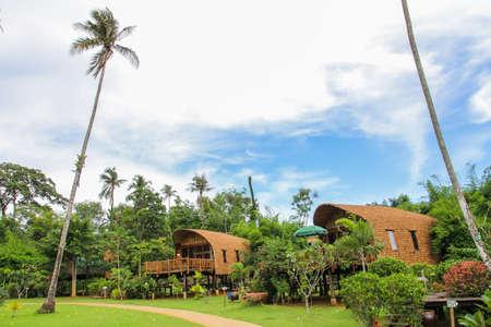 Resort in Koh Kood, Thailand 版權商用圖片