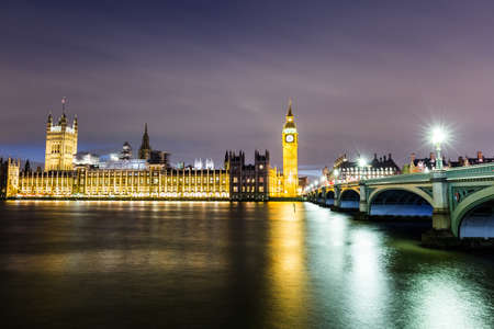 Big Ben and Houses of parliament , London, UK
