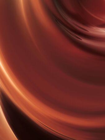chocolate background: tasty wave of chocolate