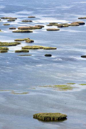 Wild, beautiful lake full of tiny islands