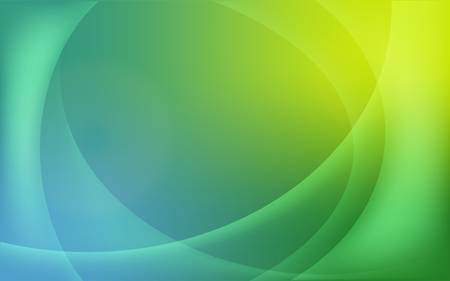 green company: abstract background Illustration