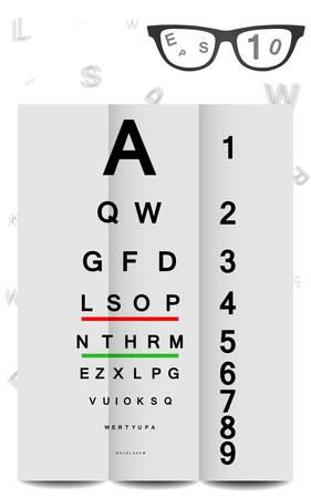 snellen: Eye Chart