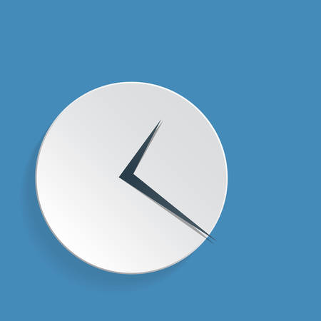Clock face  Vector  Set up your time  Vector