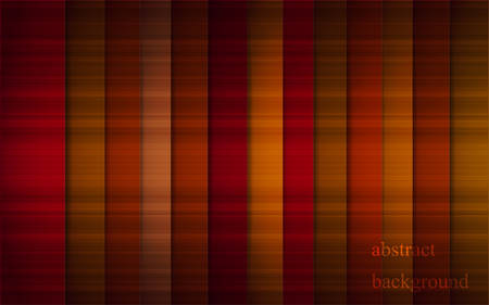 Abstract red, orange and yellow rectangle shapes background. RGB EPS 10 vector illustration