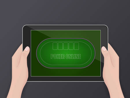 Online poker, online gokken, hobby