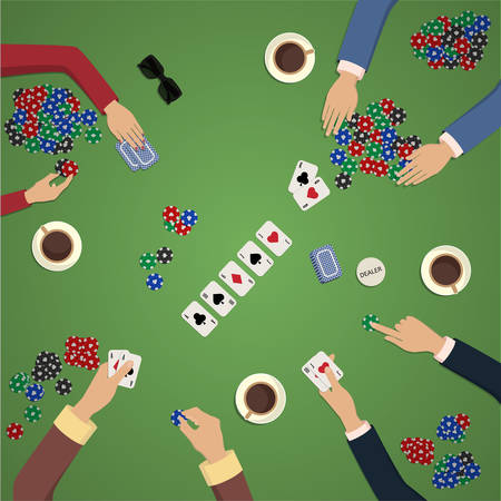 tourney: Home game, gambling, friendly tournament, three of a kind, straight, poker game