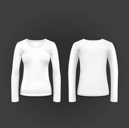 Vector camiseta, camisa de polo y sudadera plantilla de dise�o, ilustraci�n vectorial para su dise�o, eps 10