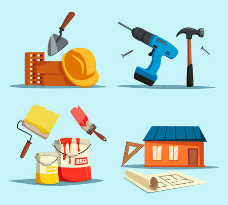 31,244 Building Tools Stock Illustrations, Cliparts And Royalty ...