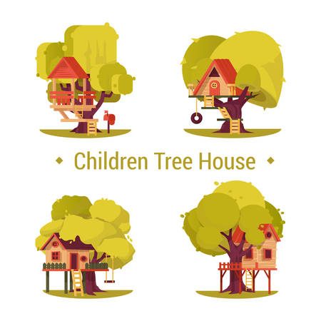 Tree house Stock Illustrations. 100,474 Tree house clip art images and  royalty free illustrations available to search from thousands of EPS vector  clipart and stock art producers.