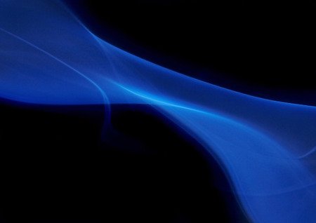 cool colors: Neon smoke on a black background...