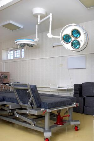 hospitalization: operating room