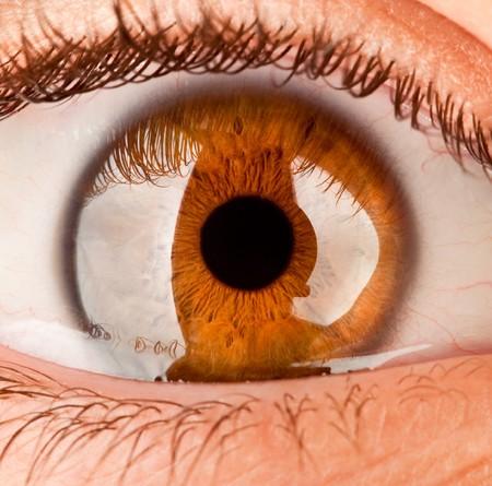 Human eye close up ... Stock Photo - 7033238