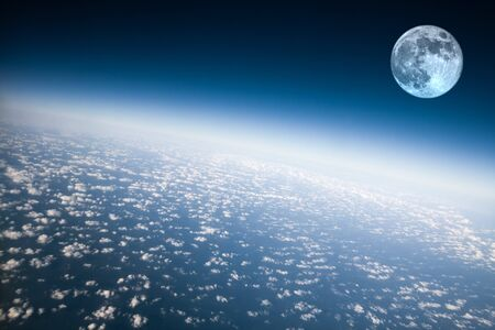 Atmosphere of the Planet Earth photo