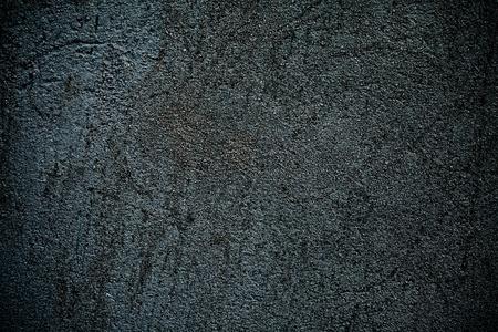 Asphalt texture, dark grunge background