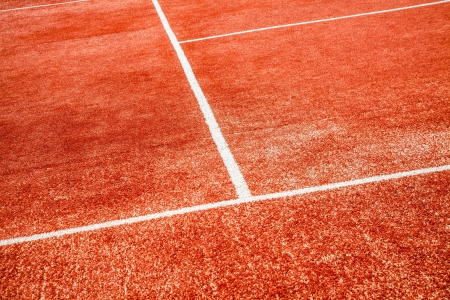 tennis court: tennis court close-up background Stock Photo