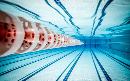 pool water: swimming pool under water ...