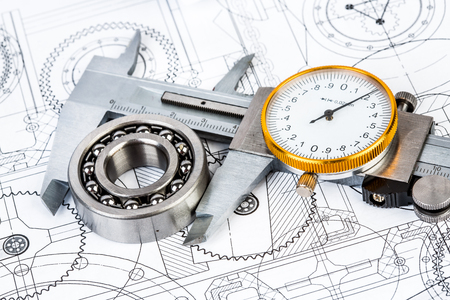 ball bearing: Technical drawings with the Ball bearings