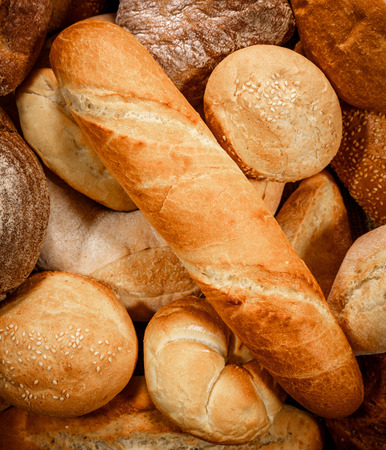 bread rolls: Breads and baked goods close-up