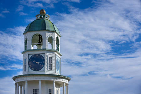 Halifax Clock Tower, also called the Old Town Clock or Citadel Clock Tower, is one of the most recognizable landmarks in Halifax, Nova Scotia photo