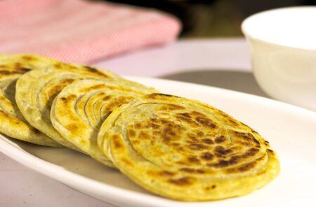 paratha: Kerela paratha, a tasty South Indian dish